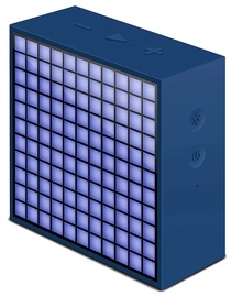 Bezvadu skaļrunis Divoom TimeBox Mini Blue, 5 W