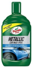 Turtle Wax Metallic Car Wax Plus PTFE 500ml