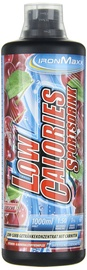 IronMaxx Low Calories Sportsdrink 1000ml Cherry