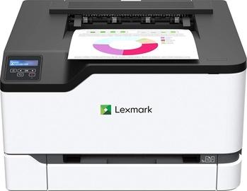 Лазерный принтер Lexmark C3326dw, цветной