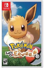 Игра Nintendo Switch Nintendo Pokemon Let's Go Eevee! SWITCH