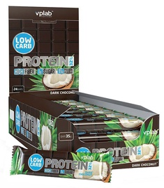 VPLab Low Carb Protein Bar Dark Choconut 24 x 35g