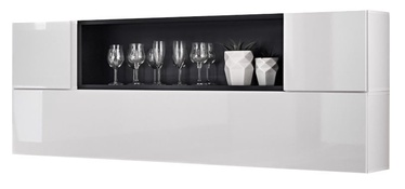 ASM Blox SB II Hanging Cabinet Set White/Black