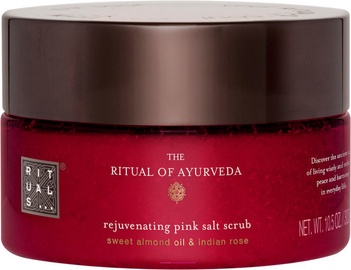 Ķermeņa skrubis Rituals Ayurveda Pink Salt, 300 g