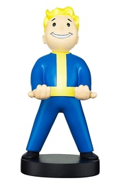 Citi piederumi Exquisite Gaming Cable Guys: Fallout 76 Vault Boy Phone And Controller Holder Incl. Micro USB Cable