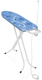 Гладильная доска Leifheit Air Board M Compact Plus, синий/белый, 1200x380 мм