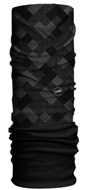 H.A.D. Original Fleece Dotblocks Black