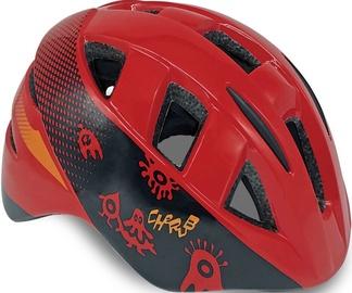 Spokey RD Cherub Childrens Helmet Red 48-54cm