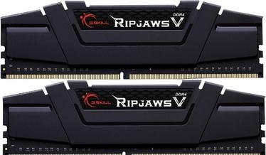 G.SKILL RipJawsV Black 64GB 3200MHz CL16 DDR4 KIT OF 2 F4-3200C16D-64GVK
