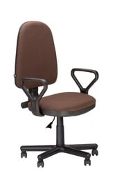 SN Office Chair Prestige Brown
