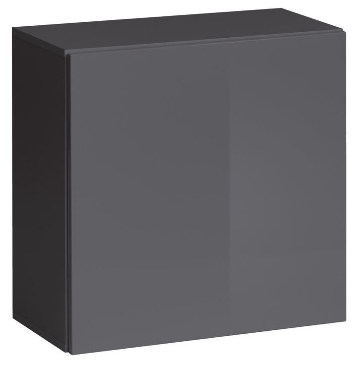 ASM Switch SB I Hanging Cabinet/Shelf Set Graphite/Wotan