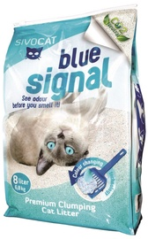 Sivocat Cat Litter Blue Signal 8L