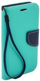 Telone Fancy Diary Bookstand Case Microsoft 535 Lumia Light Blue/Blue
