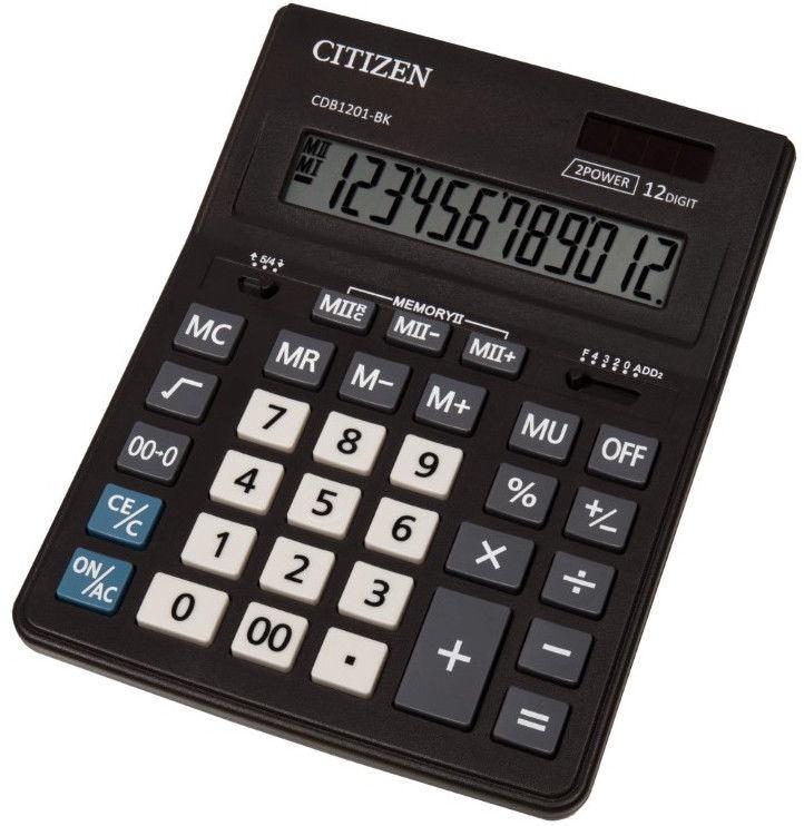 Citizen CDB1401 Black