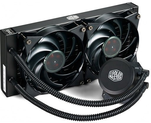 Cooler Master MasterLiquid Lite 240 MLW-D24M-A20PW-R1