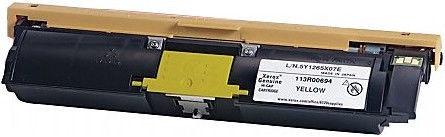 Xerox 113R00694 High-Capacity Toner Cartridge Yellow