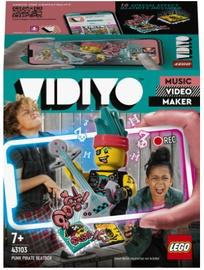 Konstruktors LEGO VIDIYO™ Panku pirāta BeatBox 43103