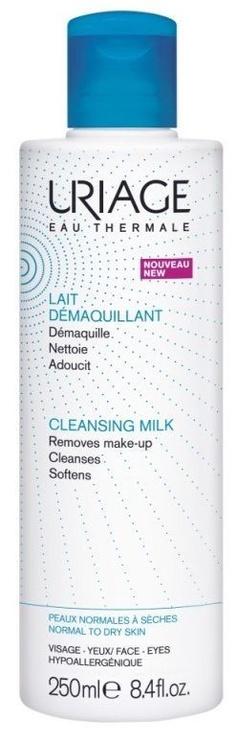 Средство для снятия макияжа Uriage Cleansing Milk, 250 мл