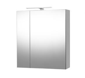 Навесной шкаф Riva SV61-2, белый