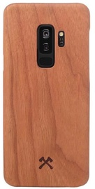 Woodcessories Slim Back Case For Samsung Galaxy S9 Plus Cherry