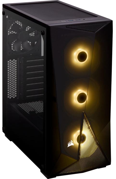 Corsair Carbide SPEC-DELTA RGB Tempered Glass Black