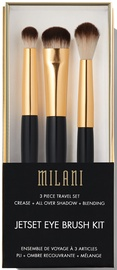 Milani Jetset Eye Brush Kit MEBK01