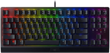 Игровая клавиатура Razer BlackWidow V3 Tenkeyless Razer Green EN/RU
