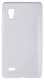 Telone Back Case S-Case for LG P700 Optimus L7 White