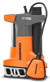 Ūdens sūknis Daewoo DDP 17000 Drainage Pump Orange/Grey
