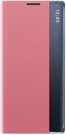 Hurtel New Sleep Bookcase For Xiaomi Redmi Note 9 Pro Pink