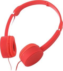 Austiņas Omega Freestyle FH3920R Red, bezvadu