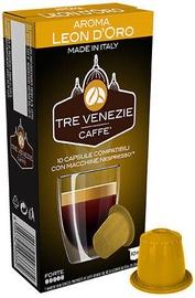 Kafijas kapsulas Tre Venezie Leon D'Oro, 10 spilventiņi