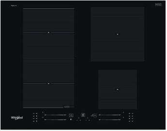 Indukcijas plīts Whirlpool WF S9365 BFIXL
