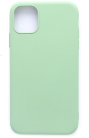 Evelatus Soft Silicone Back Case For Apple iPhone 11 Mint