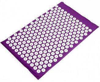 Rozā akupresūras masāžas paklājs SIX7FIT