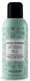 Sausais šampūns Alfaparf Style Stories Texturizing, 200 ml