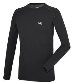 Millet C Wool Blend 150 LS Black XXL
