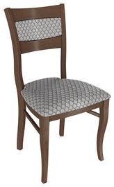 Стул для столовой MN Orlean, коричневый