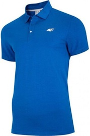 4F Mens Polo Shirt NOSH4 TSM007 36S Blue XL