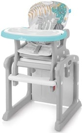 Baby Design Candy High Chair Turquoise