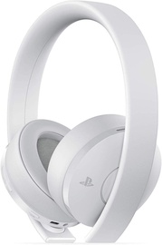Sony Gold Wireless Stereo Headset 2.0 7.1 White