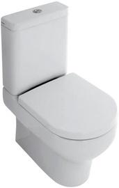 Tualete Duravit D-Code, 355x650 mm