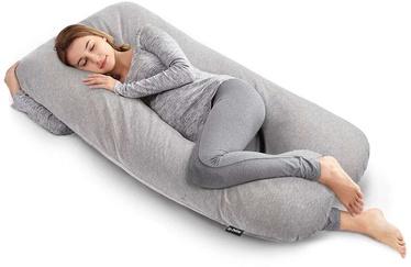 Подушка для беременных La bebe 91913, серый