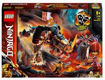 Konstruktors LEGO Ninjago Zane Mino radījums 71719, 616 gab.