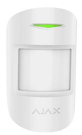 Ajax MotionProtect Plus Detector White