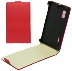 Telone Shine Pocket Slim Flip Case Sony Xperia Z4 Red
