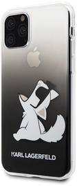 Karl Lagerfeld Choupette Fun Back Case For Apple iPhone 11 Pro Black