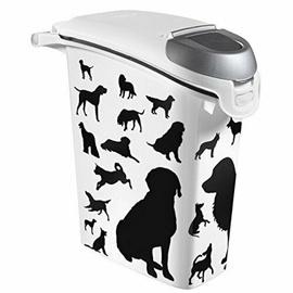 Миска для корма Curver Dogs, 23 л