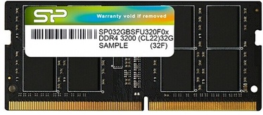 Operatīvā atmiņa (RAM) Silicon Power SBSIP4G08320B02 DDR4 (SO-DIMM) 8 GB CL22 3200 MHz