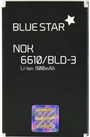 BlueStar Battery For Nokia 6610/7250i/7210 900mAh